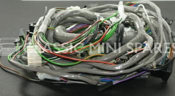 an124 wiring loom mini mk4 centre speedo 1978 9 buy online rh classicminispares co nz classic mini wiring diagram classic mini wiring loom grommet